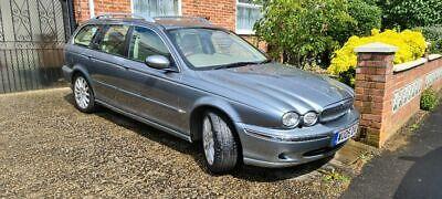 Jaguar x type se d estate