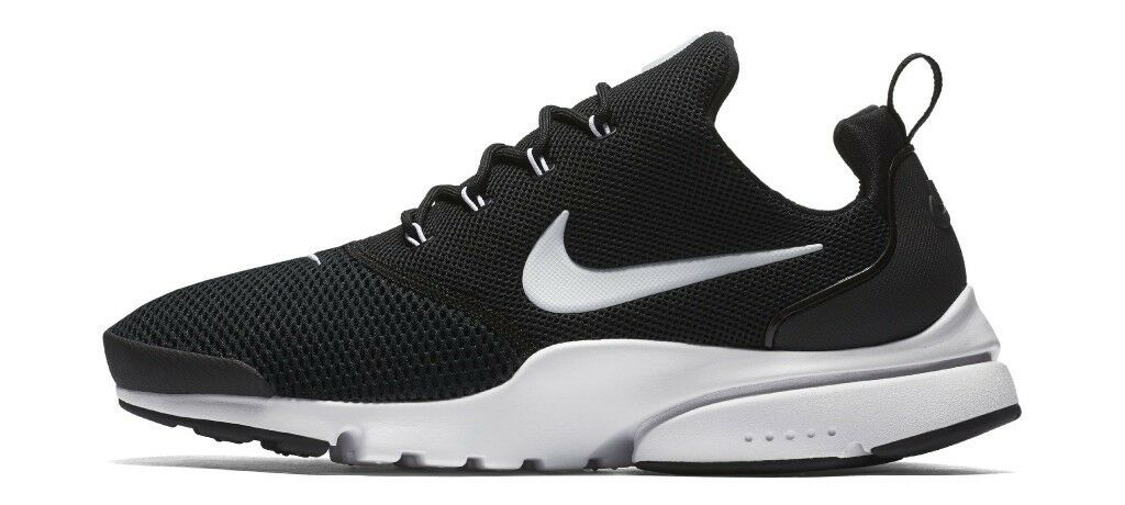 check out 13153 103a2 Nike Air Presto Fly Black   White Men s Trainers Shoes - UK Size 9 - Brand  New Never Worn - RRP £80