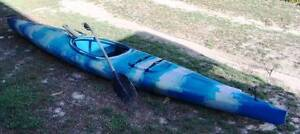 Platypus kayak and paddle Nelson Bay Port Stephens Area Preview