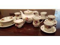 Tea Set - Chodziez Rok Zal 1852