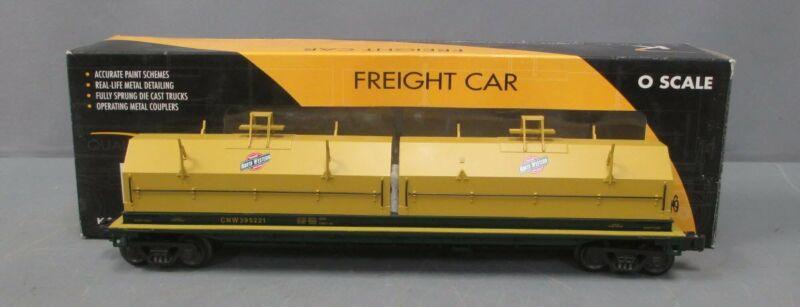 K-Line K676-1311 O Gauge Chicago & Northwestern Coil Car #395223/Box