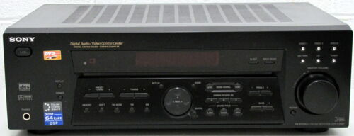 Sony Receiver Home Theater 5.1 Surround Sound STR-K740P Multimedia Digital A/V