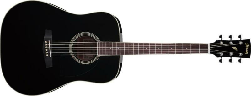 Ibanez PF15 Dreadnought Acoustic, Black