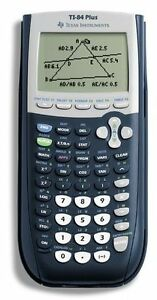 Texas Instrument 84 Plus Graphic Calculator  new