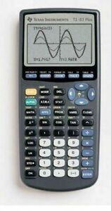 TI-83 Plus Graphing Calculator for Sale