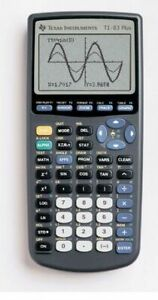 Texas Instruments TI-83 Plus Graphing Calculator - WINTER SALE!!