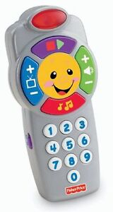 Fisher-Price Laugh & Learn Click 'N Remote