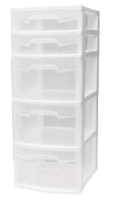 Wanted - Storage Drawers/Tower