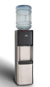 NEW Glacial Top Loading Stainless Steel Hot/Cold Water Cooler