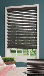 High quality PVC Brown Blinds