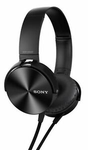 Sony Extra Bass Smartphone Over-Ear Headset, Black Windsor Region Ontario image 1