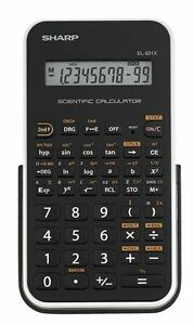 NEW: OPENED PACKAGE SHARP Scientific Calculator ($10 & $13)