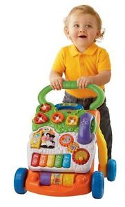 VTech Sit-to-Stand Learning Walker Toy