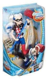 "NEW 12"" Harley Quinn Action Doll!"