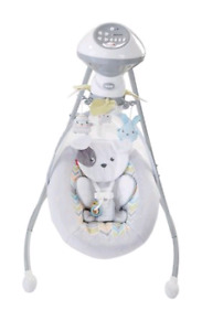Fisher price snugapuppy cradle and swing