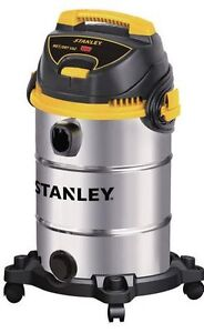 Like new Stanley 8 Gallon Wet Dry Vacuum( in box)