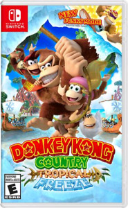 Donkey Kong Country for switch trade only