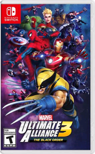 Ultimate alliance 3 switch