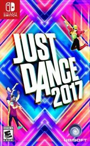 Nintendo Switch Game - Just Dance 2017