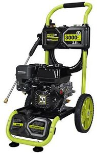 New 3000 psi Gas Pressure Washer