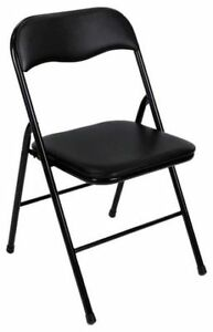 Folding Chair - Padded