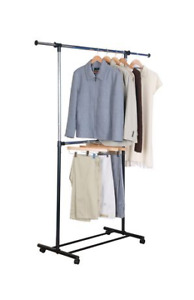 Mainstay 2 tier clothing rack