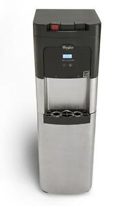 Whirlpool Stainless Steel Bottom Loading Hot/Cold Water Cooler Cambridge Kitchener Area image 3