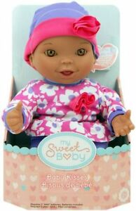 NEW: My Sweet Baby Baby Kisses Doll (Paper box damaged)