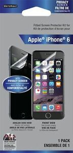 BRAND NEW WriteRight Privacy Screen Protector for iPhone 6