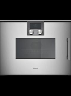 Gaggenau Microwave combi BMP251110 & Warming draw WSP222110  BNIB