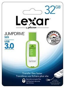 BRAND NEW Lexar 32GB USB 3.0 Drive & MicroSDHC Memory Cards Kingston Kingston Area image 2