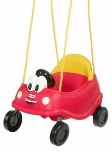 Little Tikes Cozy Coupe Swing NEW