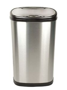 NINE STARS AUTOMATIC TRASH CAN