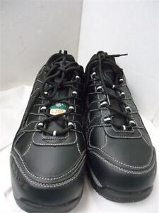 Workload Safety Shoes- size 11  brand new in box  black