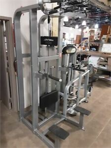 Commercial Fitness Equipment Auction - Closing Tuesday Oct 15th