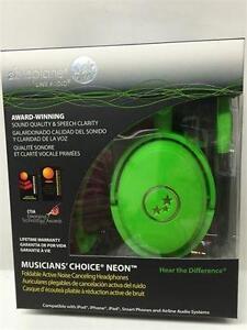 Able Planet Able Planet Musicians Choice Foldable Active Noise Canceling