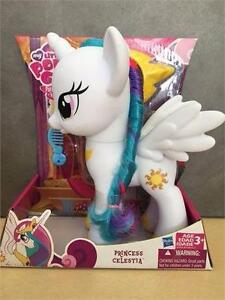 My Little Pony Friendship is Magic 8 Inch Princess Celestia Figure for Ages 3 an