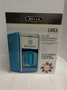Bella Linea Collection 12-Cup Programmable Coffee Maker