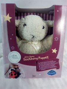 cloud-b sheep  soothing puppet brand new only 10 cost 30