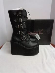 Demonia Women's Boots- Size 10 bnib only 35  dont miss out