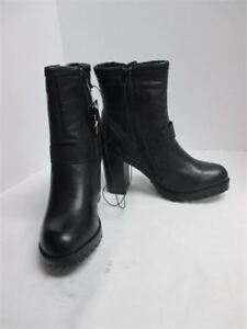 primark boots size 8 brand new never worn black cost 49
