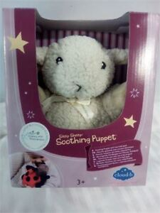 soothing puppet sleep sheep brand new in box never used 10