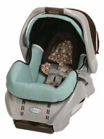 MINT Graco SnugRide Classic Connect Infant Car Seat, barely used