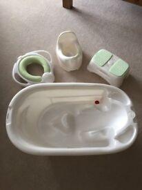 Mamas and Papas Bath equipment - Pearl White (Unisex)