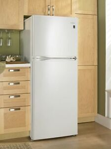 New Danby Fridges in a variety of sizes ,colours and options .