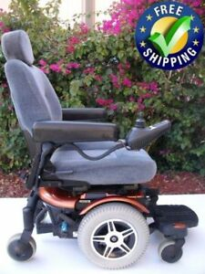 Wheelchair Pride Quantum 600