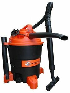 Brand New Kubota Shop Vac with detachable leaf blower London Ontario image 1