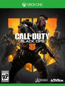Call of Duty-Black ops 4 XBOX