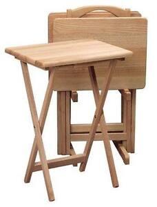 Petites tables pliantes Gatineau Ottawa / Gatineau Area image 1