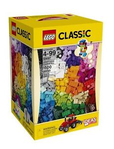*BNIB* LEGO Classic-Large Creative Box 1500 PCS (10697) Kitchener / Waterloo Kitchener Area image 1
